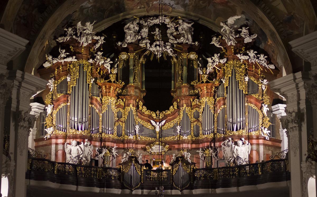 Michael Engler's Organs